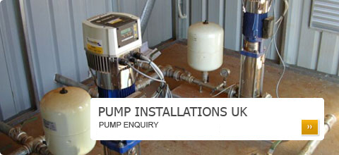 Pump Installations UK